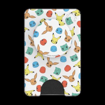 PopWallet+ Pokemon Faces