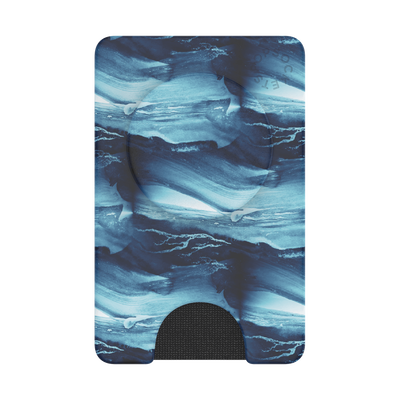 PopWallet+ Painted Wave