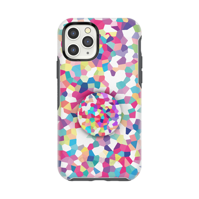 Otter + Pop Symmetry Series Case Kaleidoscope