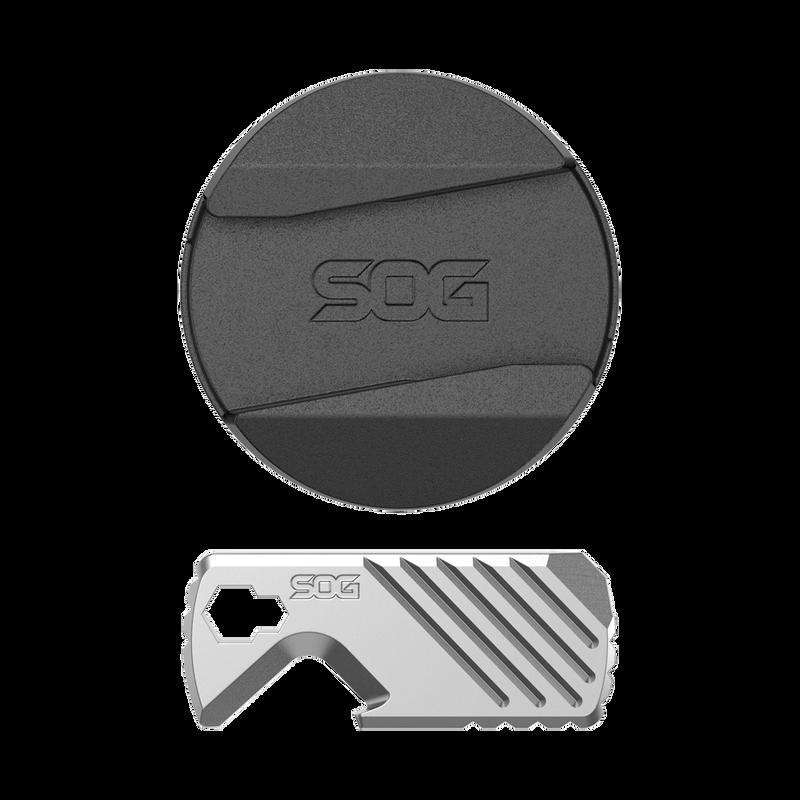 PopGrip SOG Multi-Tool Black image number 8