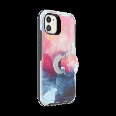 Otter + Pop Symmetry Series Case Aura Smoke