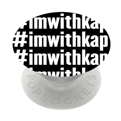 #imwithkap