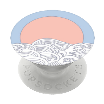 save our oceans popsocket