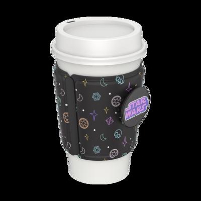 PopThirst Cup Sleeve Rebel Pattern