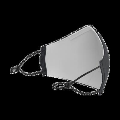 PopSockets Face Mask Black Melange