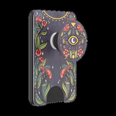 PopWallet+ for MagSafe Floral Bohemian