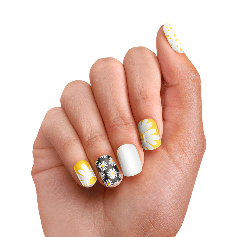 PopSockets Nails Daisies image number 0