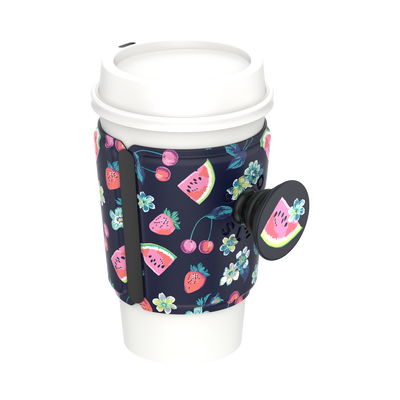 PopThirst Cup Sleeve Fruit Grove