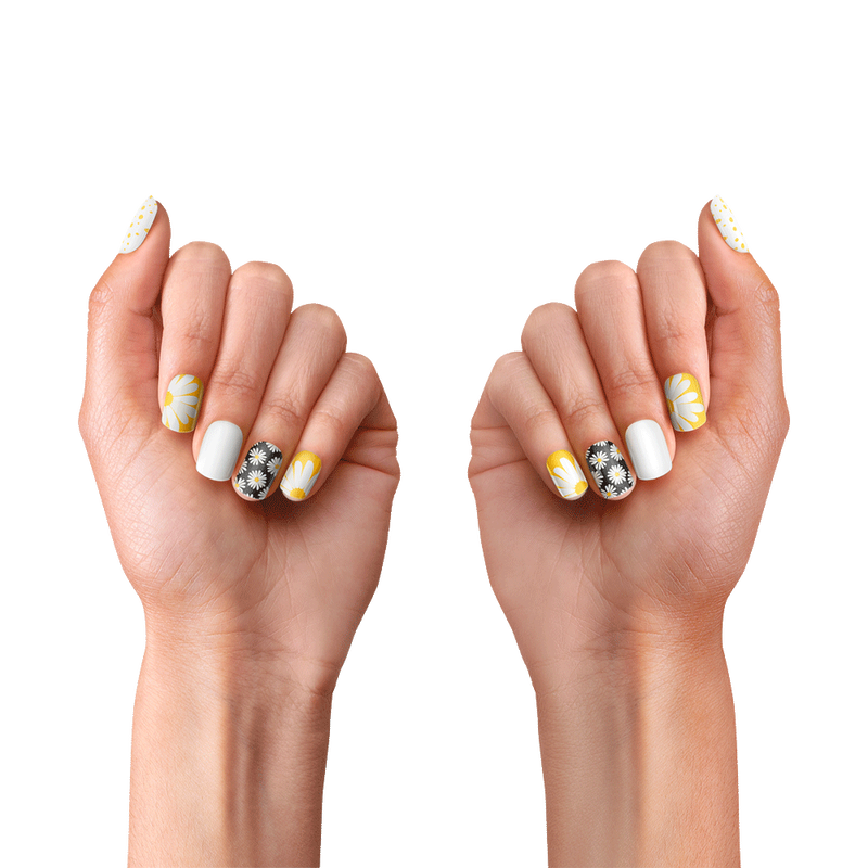 PopSockets Nails Daisies image number 3