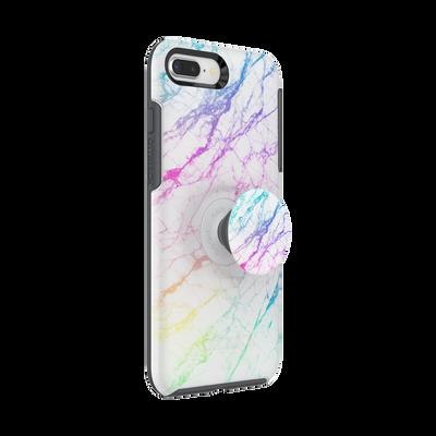 Otter + Pop Symmetry Series Case Unicorn Marble