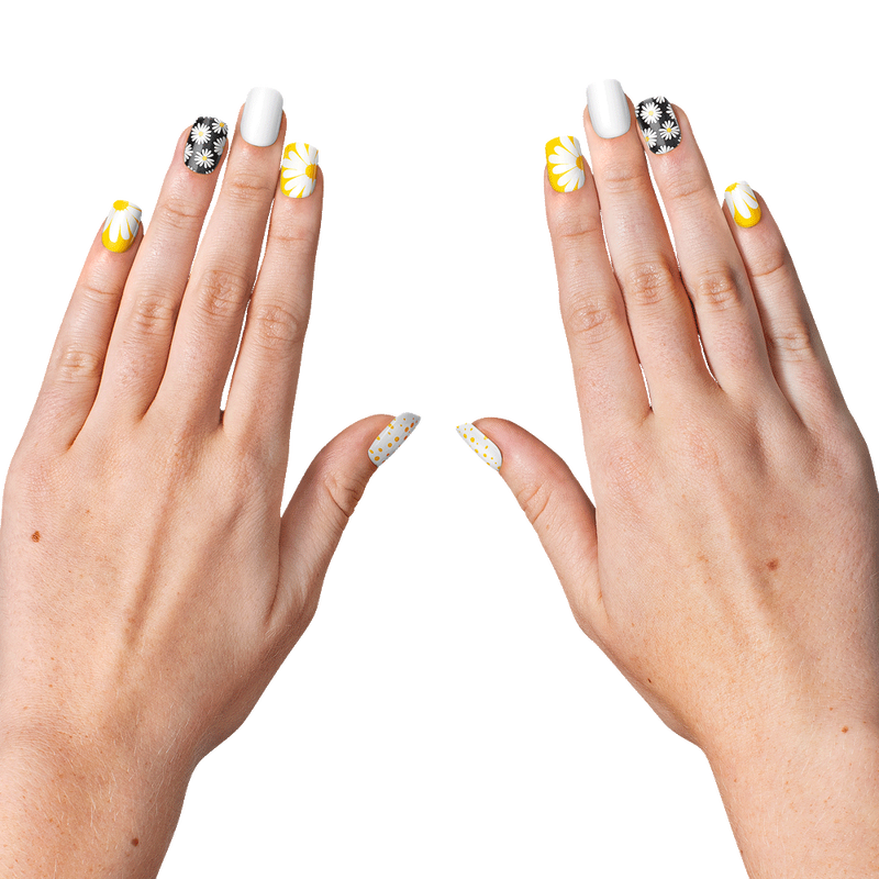 PopSockets Nails Daisies image number 4