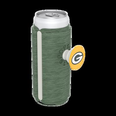 PopThirst Slim Green Bay Packers