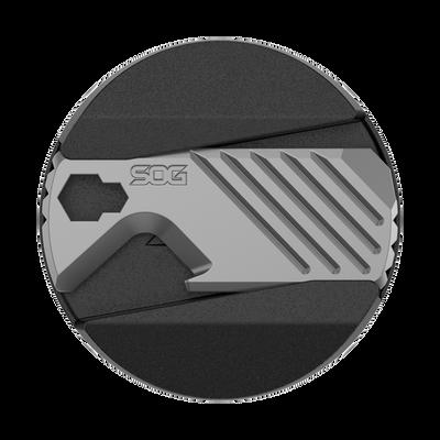 PopGrip SOG Multi-Tool Black