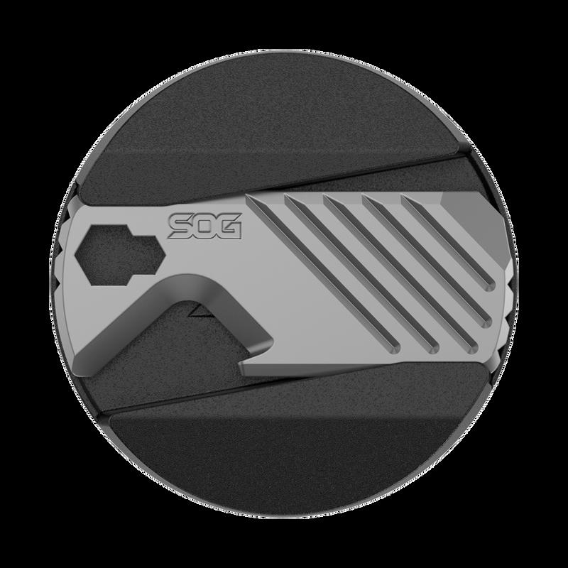 PopGrip SOG Multi-Tool Black image number 0