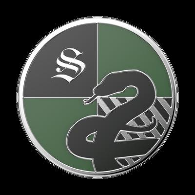 Enamel Slytherin