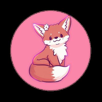 Pinky the fox