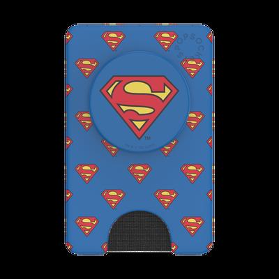 PopWallet+  Superman Pattern