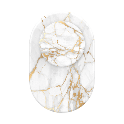 PopGrip for MagSafe Gold Lutz Marble