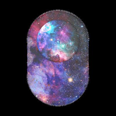 PopGrip for MagSafe Blue Nebula