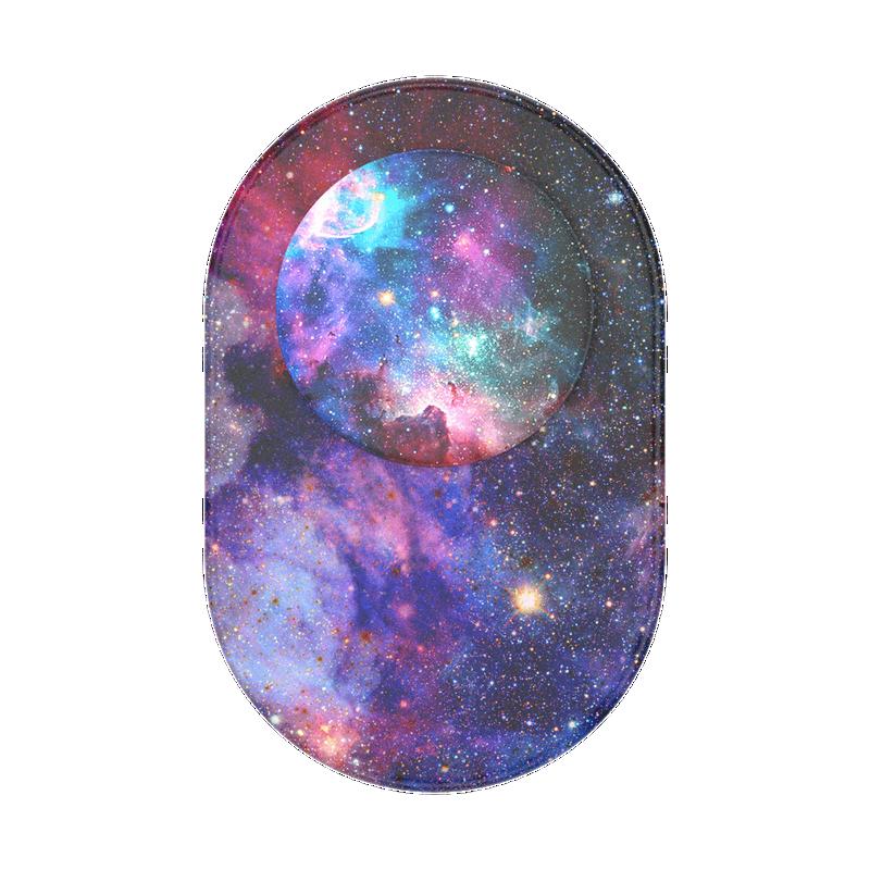 PopGrip for MagSafe Blue Nebula image number 0