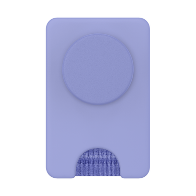 PopWallet+ for MagSafe Deep Periwinkle