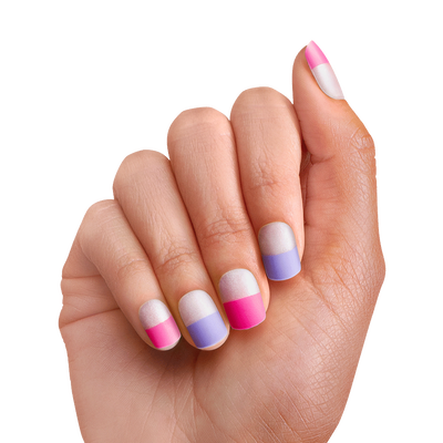 PopSockets Nails Neon Coast