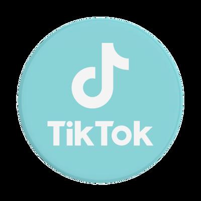 TikTok Teal