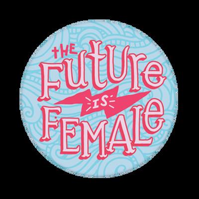 Female Future Sky