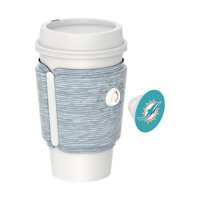 PopThirst Cup Sleeve Dolphins