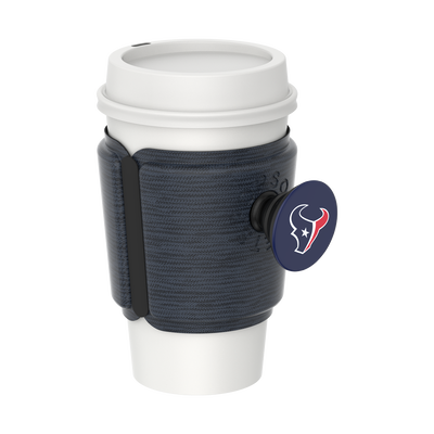 PopThirst Cup Sleeve Texans