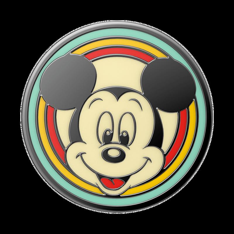 Enamel Vintage Mickey image number 0