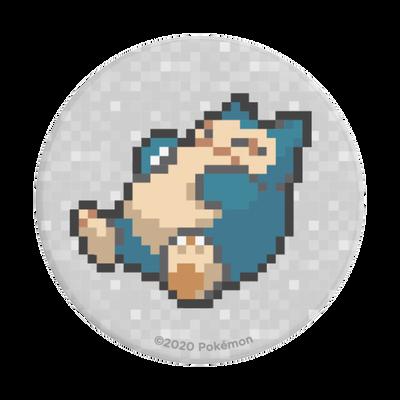 Pixel Snorlax