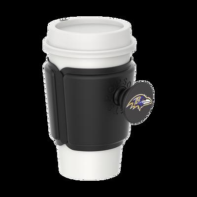 PopThirst Cup Sleeve Ravens