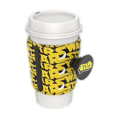 PopThirst Cup Sleeve Warped