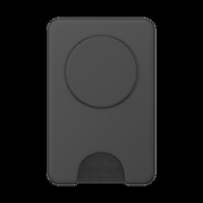 PopWallet+ for MagSafe Black