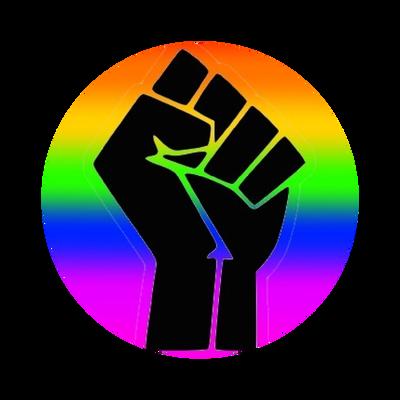 Pride+Black Lives Matter