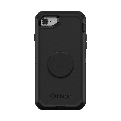 Otter + Pop Defender Series Case Black