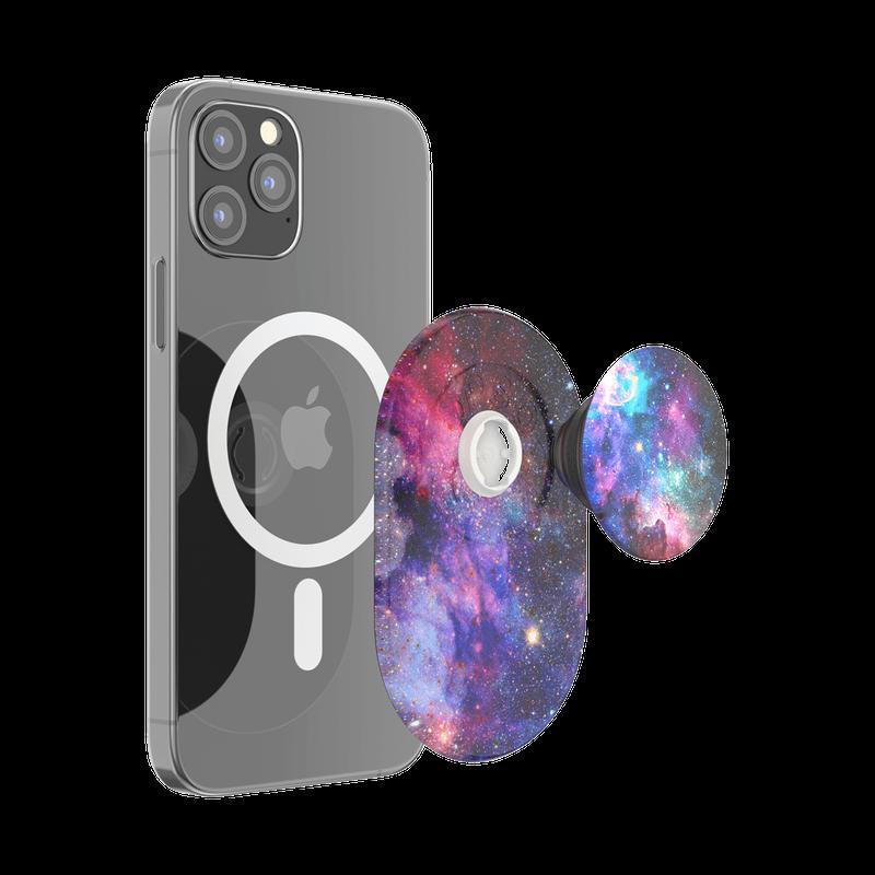 PopGrip for MagSafe Blue Nebula image number 4