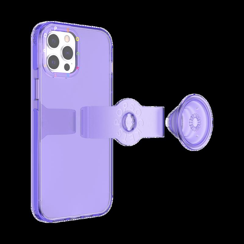 PopCase iPhone 12 Pro Max Purple image number 1