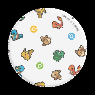 Pokemon Pixel Pattern