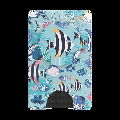 PopWallet+ Lagoon Fish