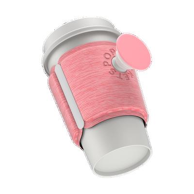 PopThirst Cup Sleeve Macaron Pink Melange
