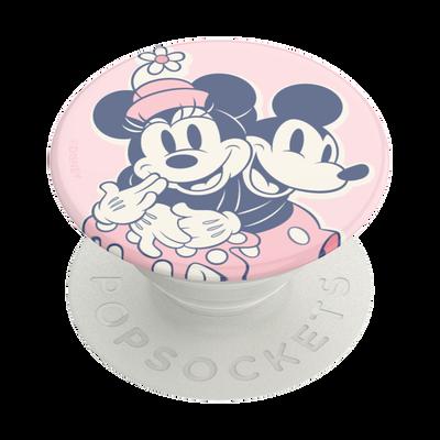 Mickey & Minnie Pink