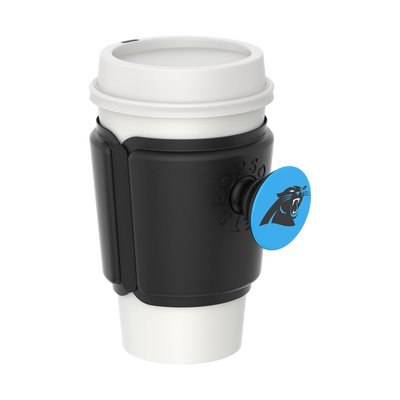 PopThirst Cup Sleeve Panthers