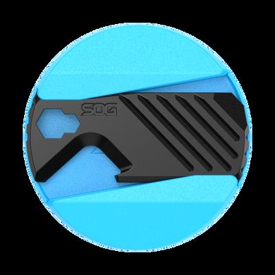 PopGrip SOG Multi-Tool Cyan