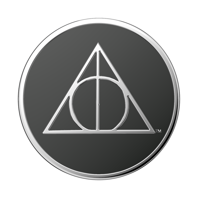 Enamel Deathly Hallows image number 0