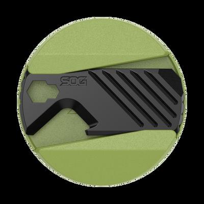 PopGrip SOG Multi-Tool Moss Green