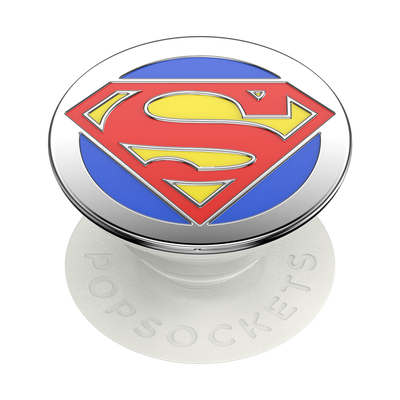 Enamel Superman