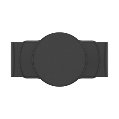 PopGrip Slide Stretch Black with Square Edges