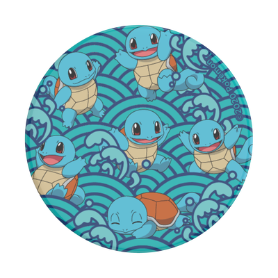 Squirtle Pattern